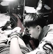 Female tattooist, Auckland tattoo, Chinese Tattooist