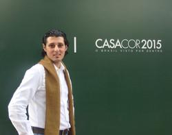 Casa cor 2015 Sao Paulo_ Brazil