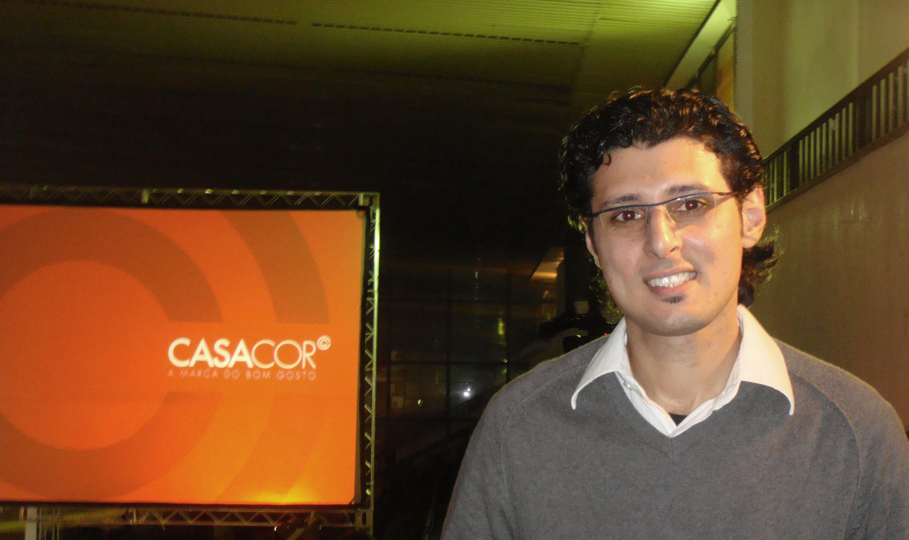 Casa cor 2012 Sao Paulo_ Brazil
