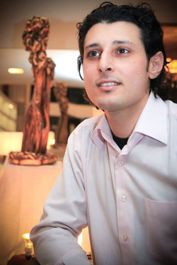 Ahmed Sharara 2013