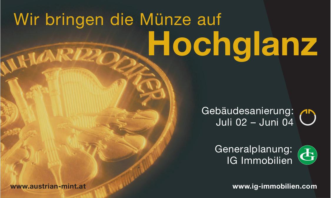 Münze-Renovierungsplakat