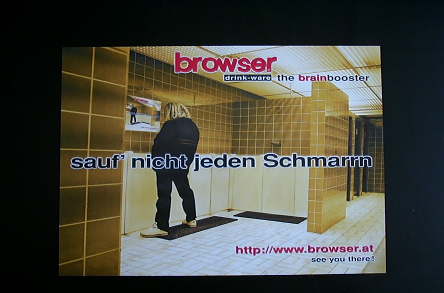 Browser-Poster