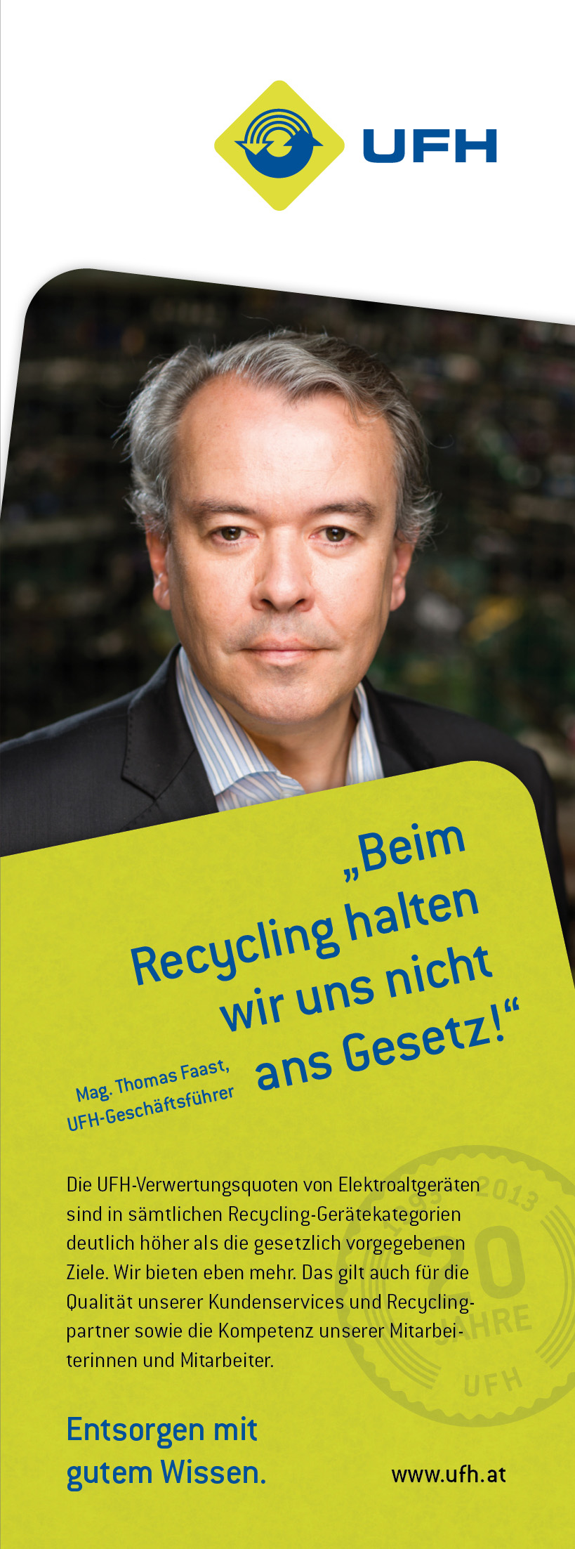 UFH - Recycling