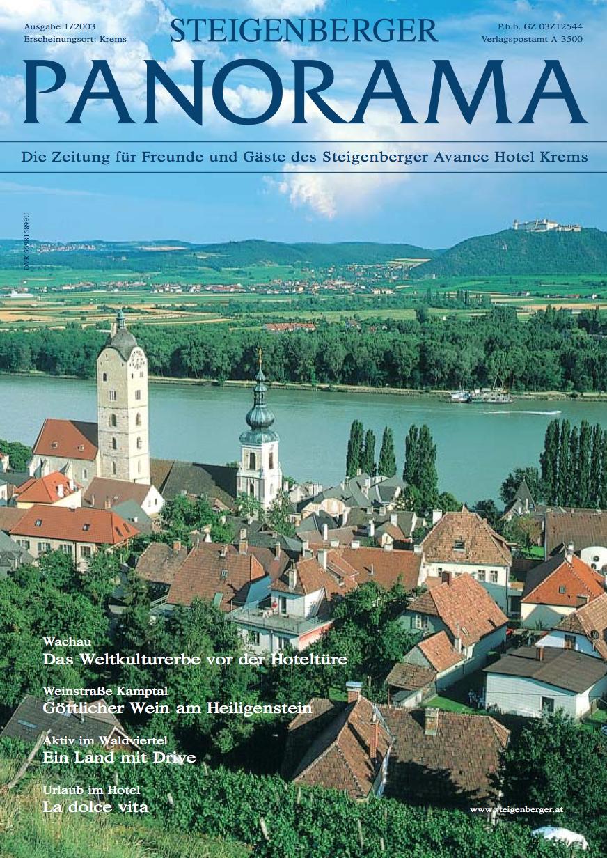 Steigenberger-Kundenzeitung