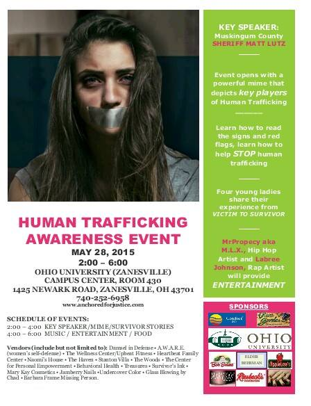 Human Trafficking Awareness 2015