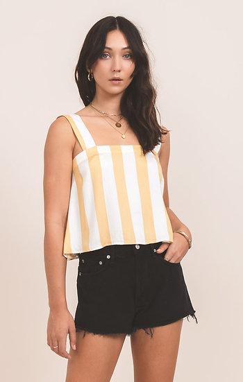 Gayle Stripe Gold