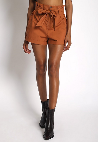 Sans Souci Rust Shorts