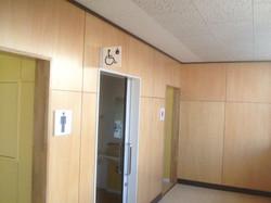 特別教室棟 完成写真