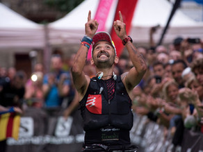 "Jordi Gamito The trail running ""Warrior"""
