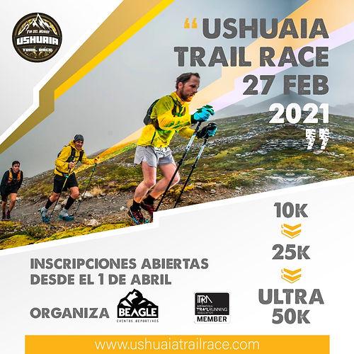 Ushuaia Trail RAce
