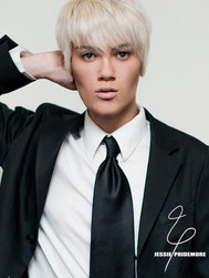 headshot male blonde jessie pridemore androgynous.jpg