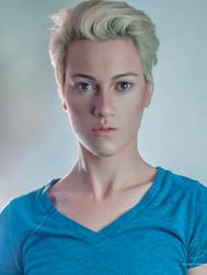 headshot male blonde jessie pridemore androgynous blue.jpg