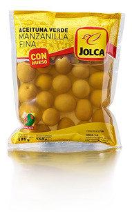 Aceituna Jolca Manzanilla C/H 230 Grs