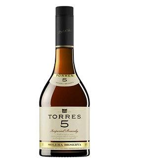 Brandy Torres 5 700 Ml.