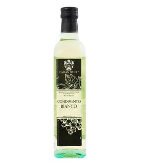 Vinagre Balsamico Blanco Carandin 500 Ml