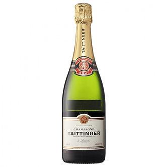 Champagne Taittinger Brut 750 Ml