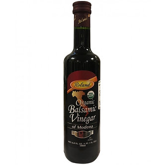Vinagre Balsamico Organico Roland 500 Ml