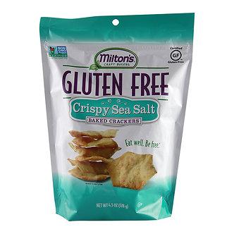 Galletas Milton Gluten Free Crispy 128 G