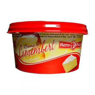 Crema De Queso Camembert 125 Gr