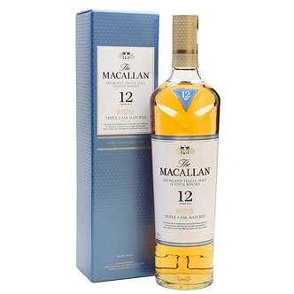 Whisky Macallan 12 Triple Cask  700 Ml