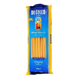 Pasta Fettuccelle De Cecco 500 Gr