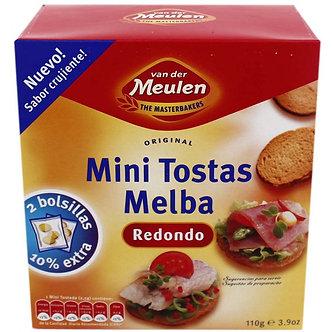 Pan Melba Redondo Van Der 100 Gr