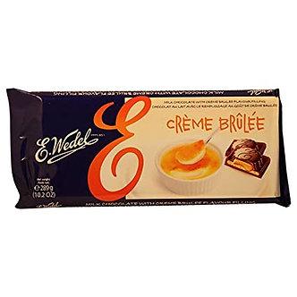 Chocolate E. Wedel Creme Brulee 100 Grs