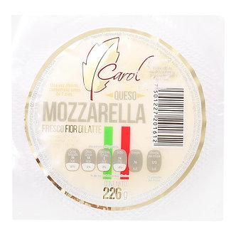 Queso Mozzarella Fresco 226Grs