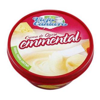 Crema De Queso Emmental 125 Grs