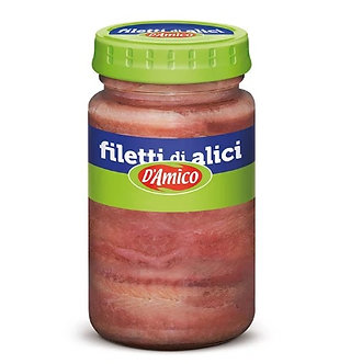 Filetes De Anchoa En Aceite Amico 140 Gr