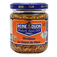 Mostaza De Grano Reine Dijon 200 G.
