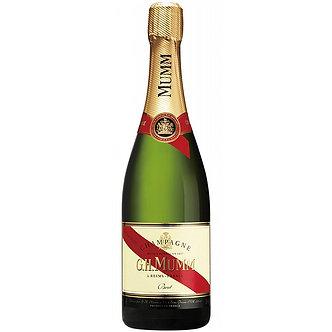 Champagne Mumm Brut Rouge 750Ml