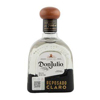 Tequila Don Julio Reposado Claro 700 Ml
