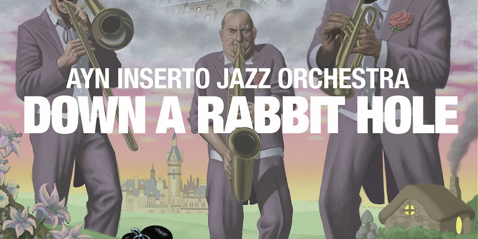 Ayn Inserto Jazz Orchestra: Album Release Concert