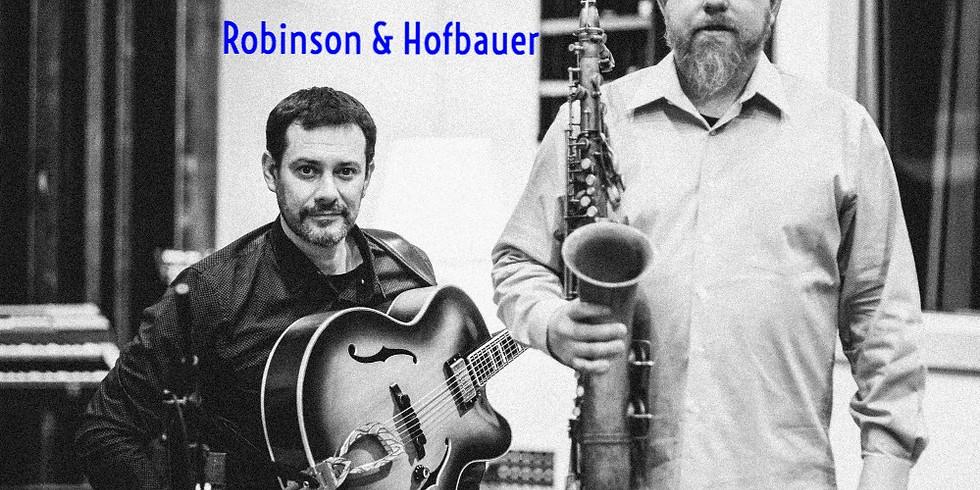 Jason Robinson & Eric Hofbauer at Amherst College