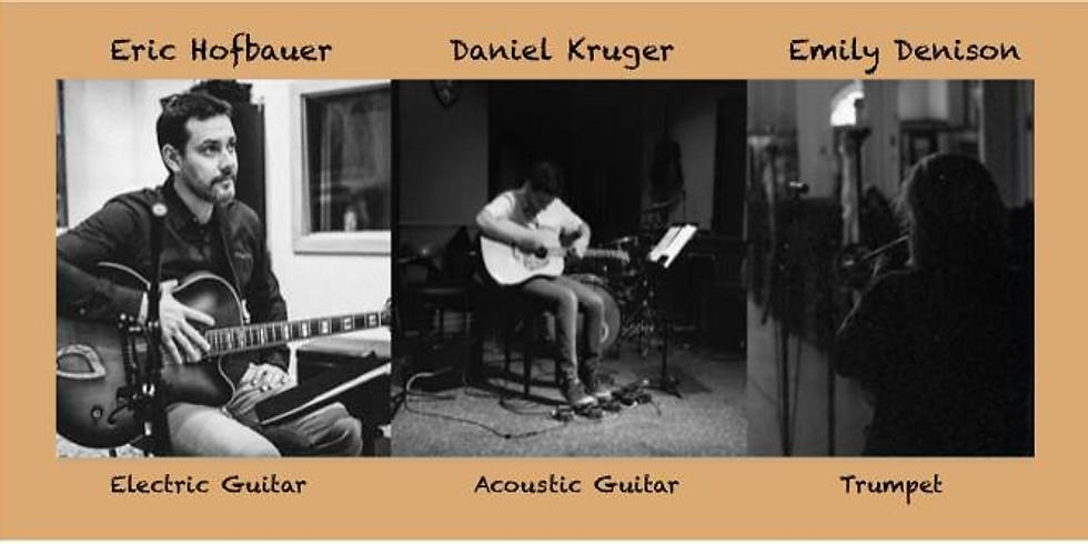 Hofbauer/Kruger/Denison-Solo, Duo, Trio!