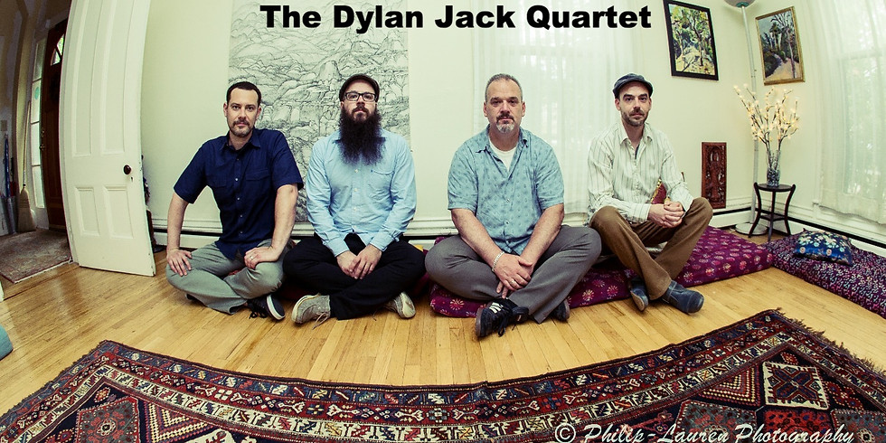Dylan Jack Quartet at The Hearing Room