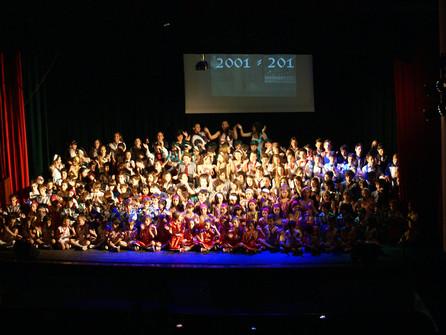 Concert, un espectáculo maravilloso y emocionante