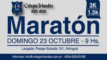 Maratón de nuestro Colegio
