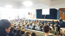 Nuestra primera Revista El Cooperativismo, nuestra identidad escolar.