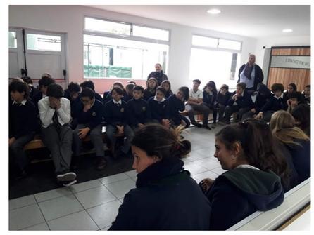 Irish Senior School - In-house Debate