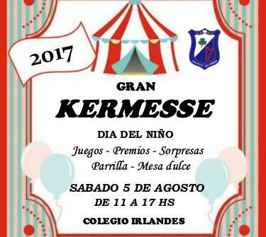 Gran Kermesse Día del Niño
