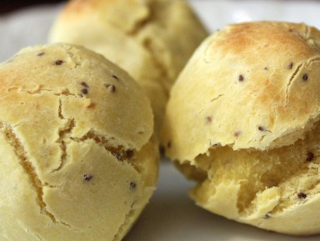 Pão de queijo Funcional