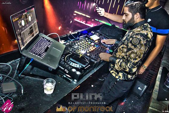 DJ Plink Live in Montreal
