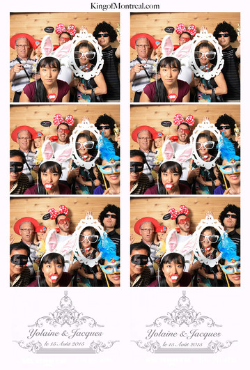 KingofMontreal SR Photo Booth
