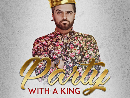 KingofMontreal - Party with a King Lyrics