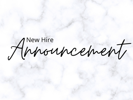 New Hire Announcement: Mike Ringquist and Steven Zagami