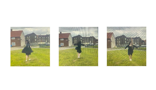 Prancing on home turf. (2020)