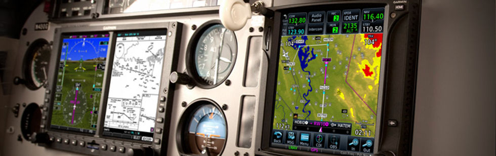 GTN 750, glass panel, Garmin, ADSB, ADS-b, g600