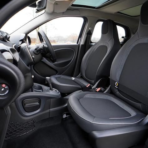 Car Interior - Simple Proportion
